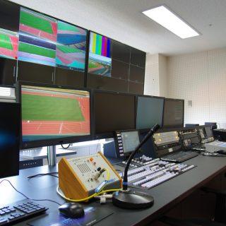 大型映像情報表示システム